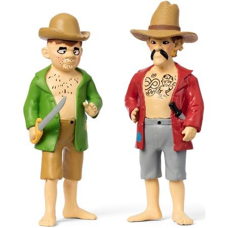 Купить Набор кукол Micki «Пеппи ДлинныйЧулок. Пираты»