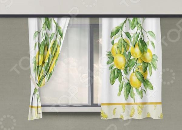 Фотошторы «Лилиан» текстиль для дома