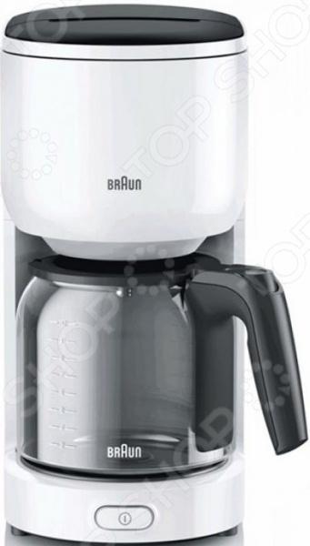 Кофеварка Braun KF 3120