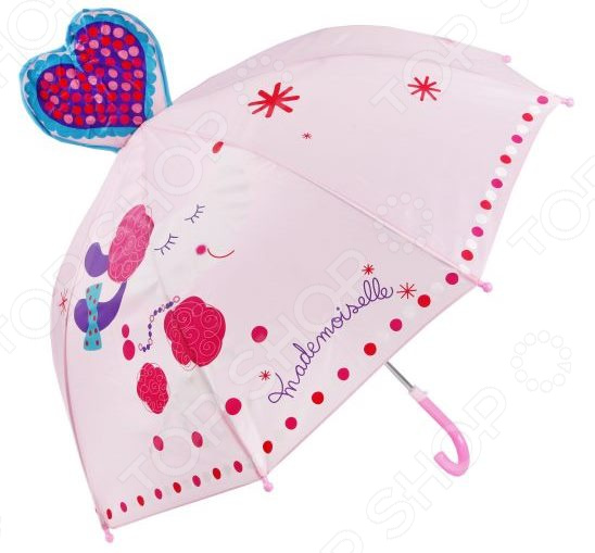 Зонт детский Mary Poppins «Модница» зонт детский mary poppins динозаврик 46 см