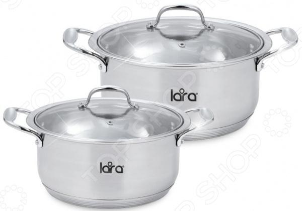 цена на Набор посуды LARA Harmony LR02-105