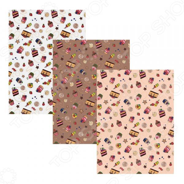 Полотенце Мультидом «Десерт» МТ71-142. В ассортименте полотенце 42 72см 48 62см мультидом цвет в ассортименте