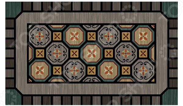 фото Коврик придверный Mohawk «Мексиканская плитка», Дверные коврики