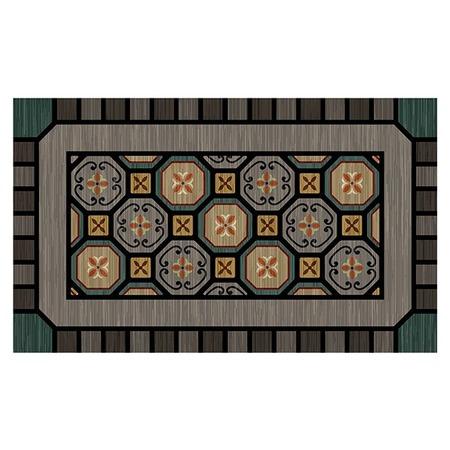 Купить Коврик придверный Mohawk «Мексиканская плитка»