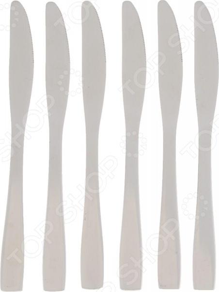 Набор столовых ножей Patricia «Стайл» футболка женская с вашим текстом семья на велосипеде