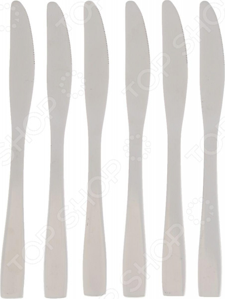 Набор столовых ножей Patricia «Стайл» набор столовых ножей patricia флер 6 шт