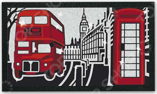Коврик придверный Format Glitter «Лондон»