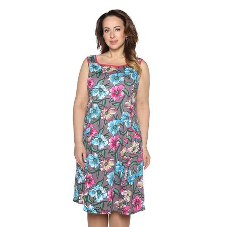 Купить Платье Алтекс «Варенька». Цвет: серый