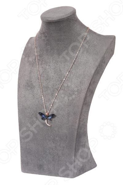 Колье TAYA «Изящная стрекоза»