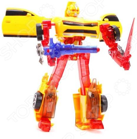 Робот-трансформер Наша Игрушка «Машина» L015-15A