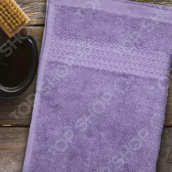 Полотенце махровое Amore Mio AST Classic. Цвет: фиолетовый полотенце махровое amore mio ast classic цвет малиновый