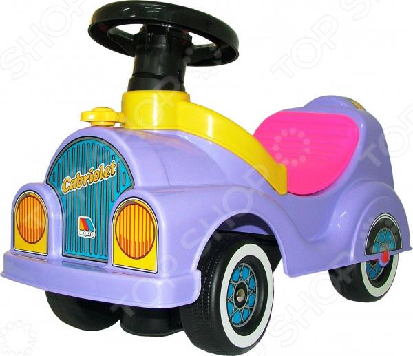 Машина-каталка Molto «Кабриолет»