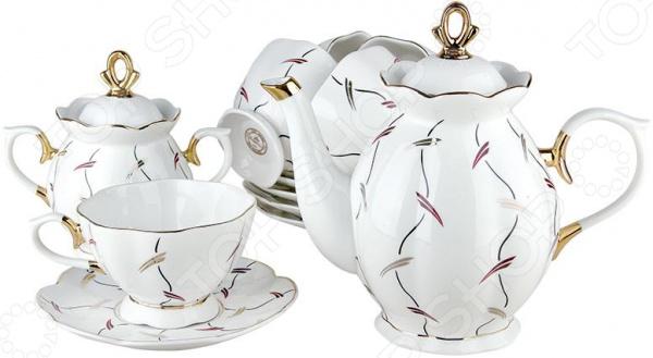 Чайный сервиз Коралл «Фантазия» V14 Коралл - артикул: 1052735
