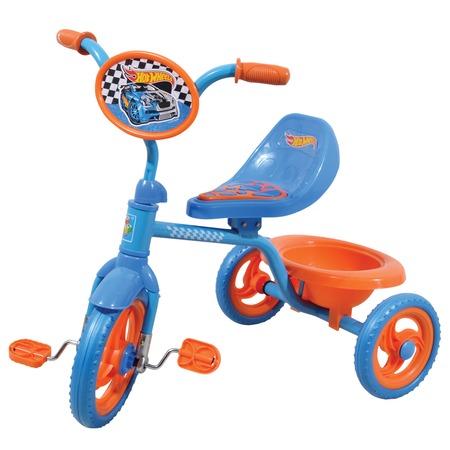 Велосипед трехколесный 1 Toy Т57610 «Hot wheels»