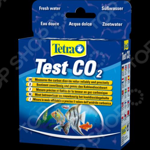 Тест на углекислоту для пресной воды Tetra Test CO2 xeltek private seat tqfp64 ta050 b006 burning test