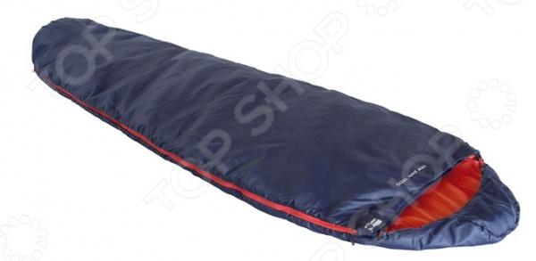 Спальный мешок High Peak Lite Pak 1200 спальный мешок high peak lite pak 800 цвет синий оранжевый левосторонняя молния