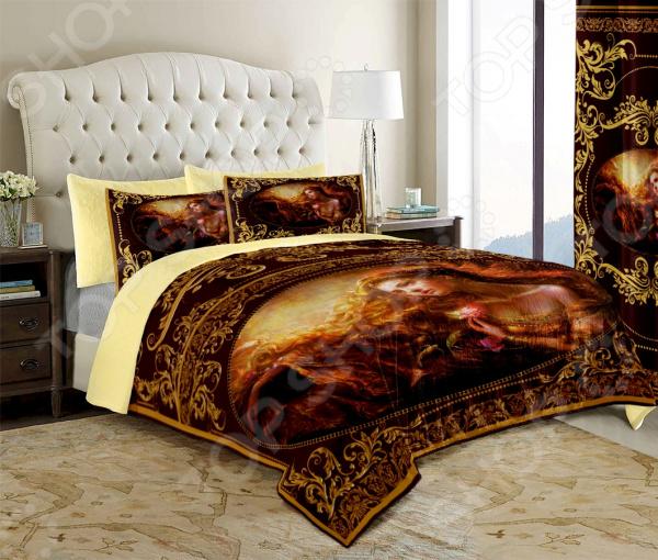 Комплект постельного белья «Византия». 2-спальный