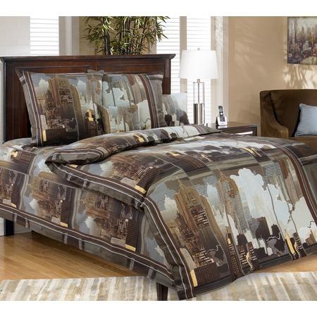 Купить Комплект постельного белья Белиссимо «Город». 1,5-спальный