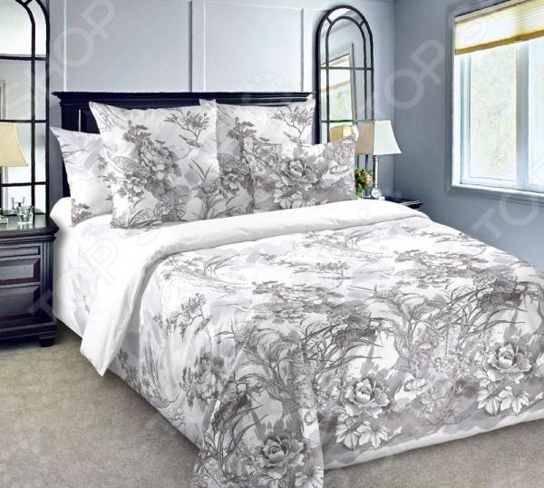 Комплект постельного белья ТексДизайн «Гравюра 2»