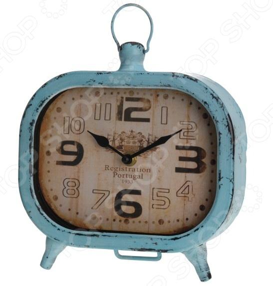 Часы настенные Mitya Veselkov «На ножках»
