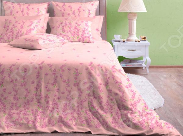 Комплект постельного белья Хлопковый Край «Шарлиз». 1,5-спальный Хлопковый Край - артикул: 1579539