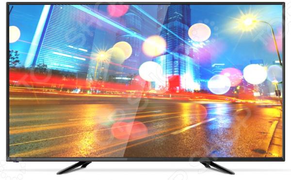 Телевизор Hartens HTV-50F01-T2C/A7