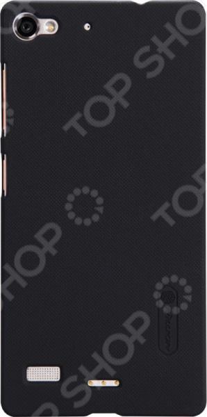 Накладка защитная Nillkin Lenovo Vibe X2 смартфон lenovo vibe c2 power 16gb k10a40 black