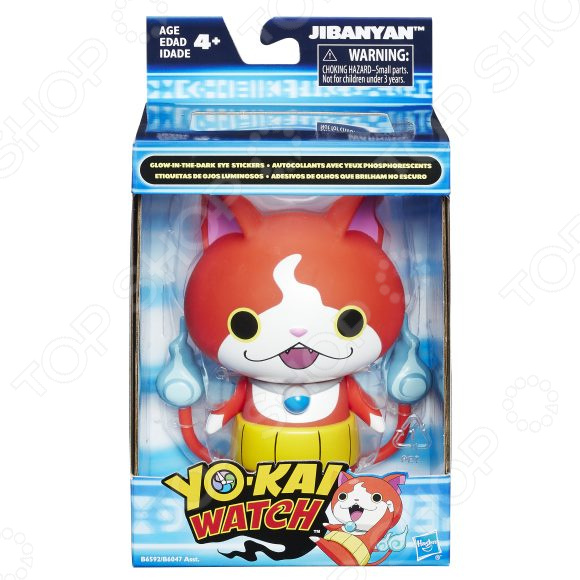 Игрушка-фигурка Hasbro Yo-Kay Watch. В ассортименте