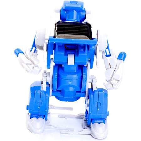 Купить Конструктор на солнечной батарее Bradex 3 в 1 «Робот-трансформер»