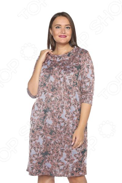 Платье Pretty Woman «Сладкие речи». Цвет: лиловый