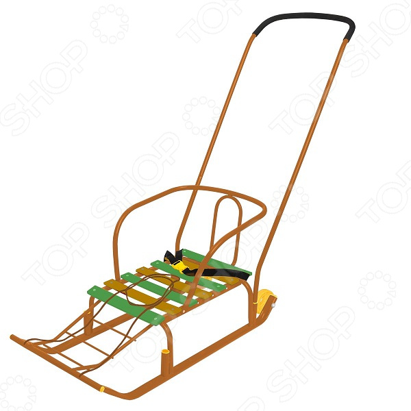 Санки Ника «Тимка 5 Комфорт» (Т5К) ника санки коляска ника тимка премиум малиновый