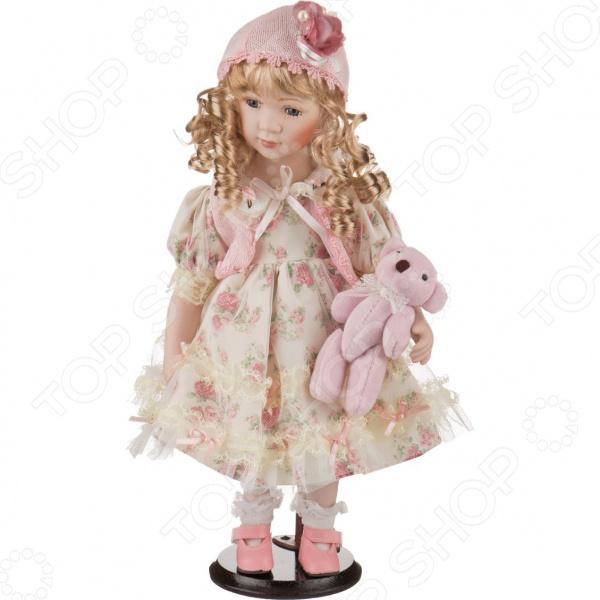 Кукла фарфоровая Lefard 485-047