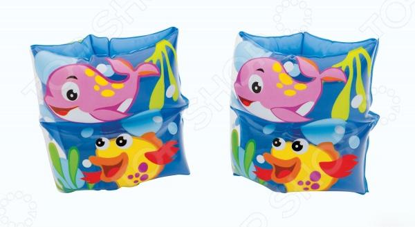 Нарукавники надувные Intex «Дельфины» Intex - артикул: 888085