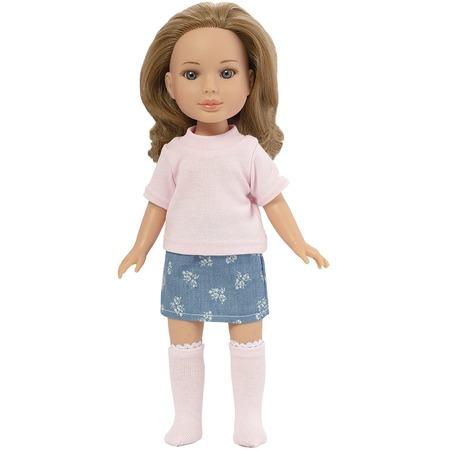 Купить Кукла Огонек «Блондинка Арина»