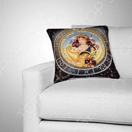 Подушка декоративная МарТекс «Дева»