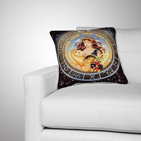 Купить Подушка декоративная «Дева»