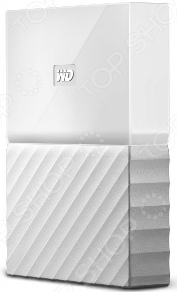 Внешний жесткий диск Western Digital WDBUAX0040BWT-EEUE