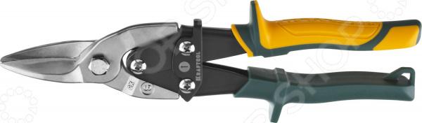 Ножницы по металлу прямые Kraftool Alligator 2328-S