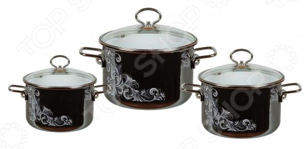 Набор посуды Iseberg