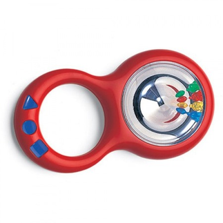 Купить Погремушка Tolo Toys с зеркальцем