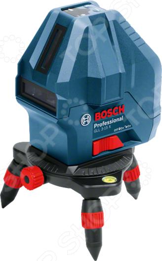 Нивелир лазерный Bosch GLL 3-15X