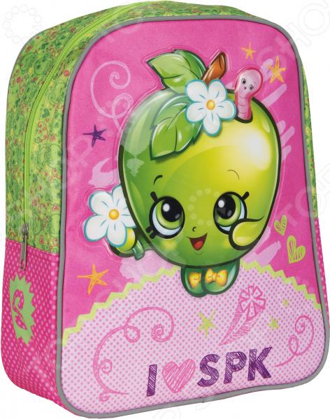 Рюкзак дошкольный Shopkins 32225 рюкзак дошкольный shopkins 32227