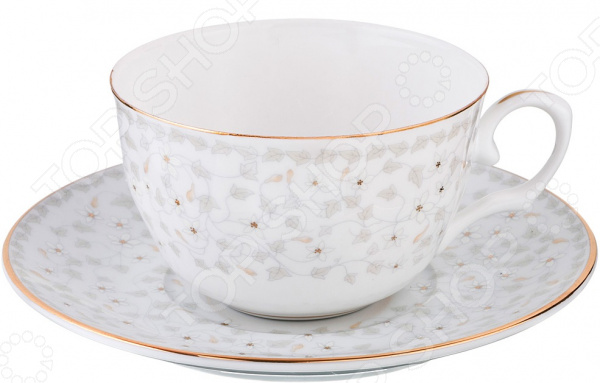 Чайная пара Lefard «Вивьен» 760-532