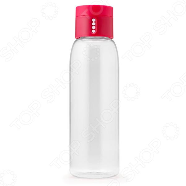 Бутылка для воды Joseph Joseph Dot Бутылка для воды Joseph Joseph 81051 /Розовый
