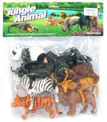 Набор фигурок Shantou Gepai Y183 Jungle animal