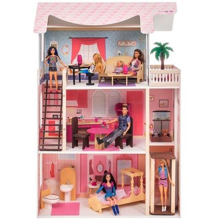 Купить Кукольный дом с аксессуарами PAREMO «Эмилия-Романья»