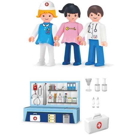 Купить Игровой набор с фигурками EFKO «Больница»