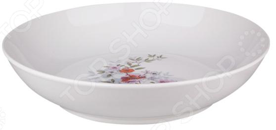 Тарелка суповая «Розалия»