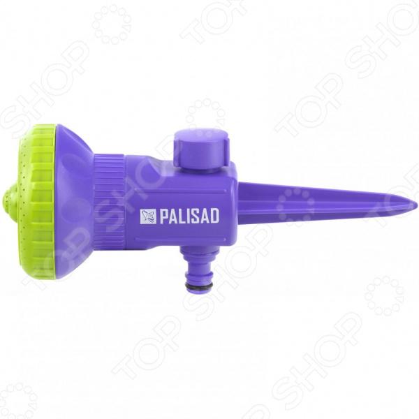 Дождеватель на пике PALISAD 65405 распылитель дождеватель на подставке palisad 65463