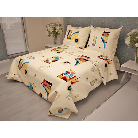 Купить Комплект постельного белья Ricotio «Квадраты»